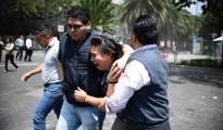 otro terremoto en mexico