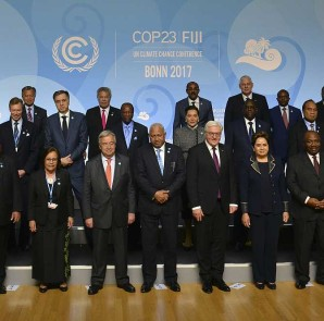 cumbre del clima en Bonn