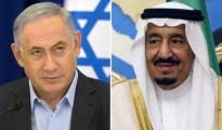 israel y arabia saudita