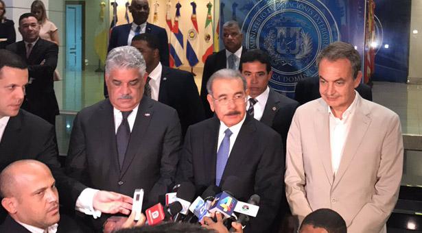 danilo en dialogo venezuela