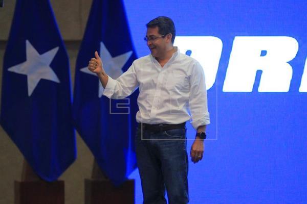 honduras presidente hernandez