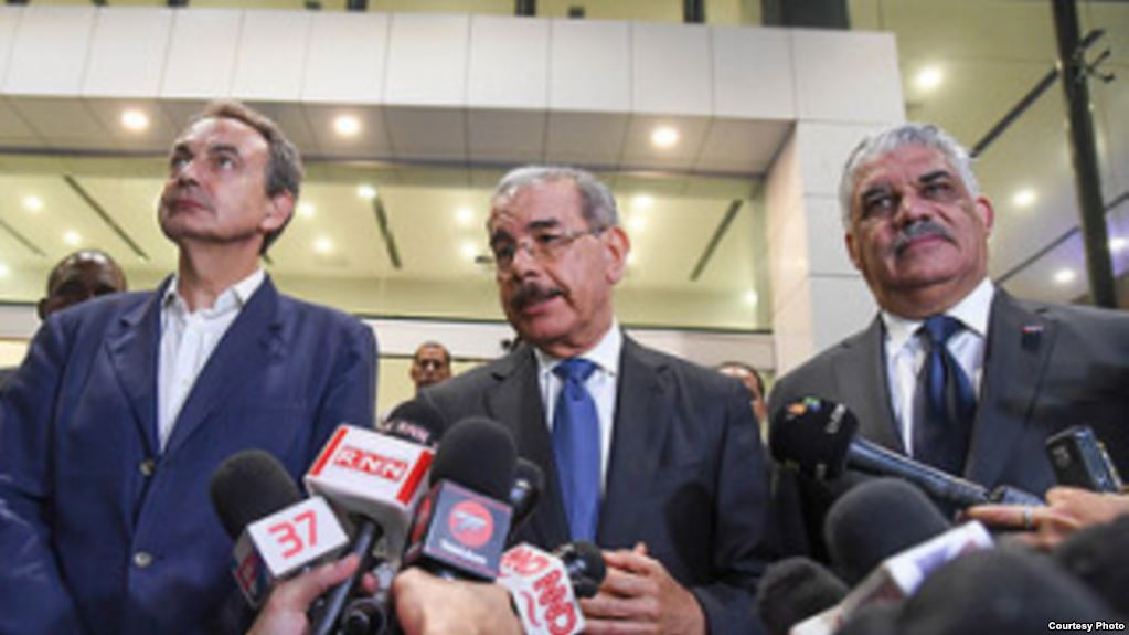 dialogo sobre venezuela danilo
