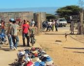 Frontera con haiti