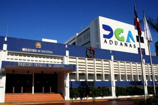 aduanas edificio