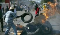 desorden en haiti