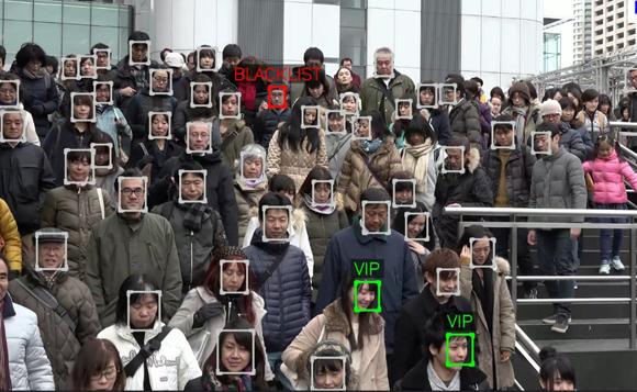 rostros reconocibles