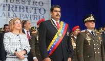 Maduro-explosión