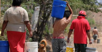 escasez de agua en el cibao