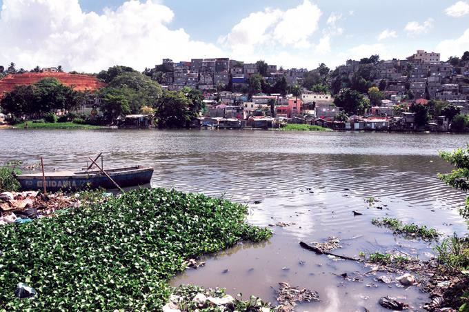 contaminacion rio ozama