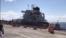 barco con carbon punta catalina