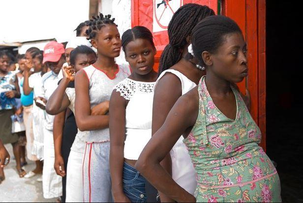 haitianas paren en rd