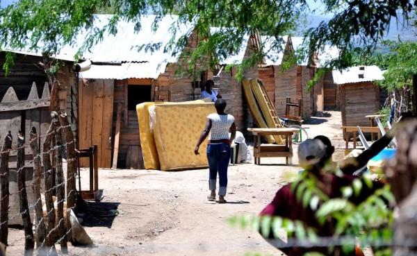 haitianos en montecristi