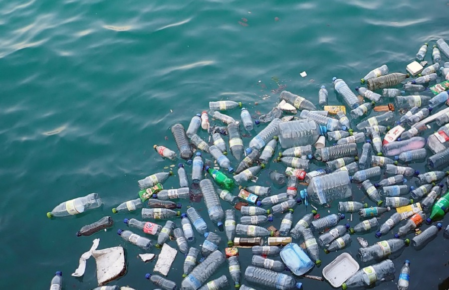 plastico que contaminan