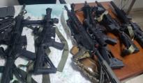 ametralladoras en haiti