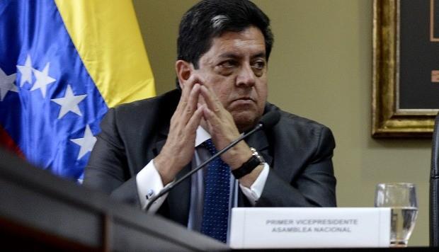 vice parlamento venezuela edgar zambrano