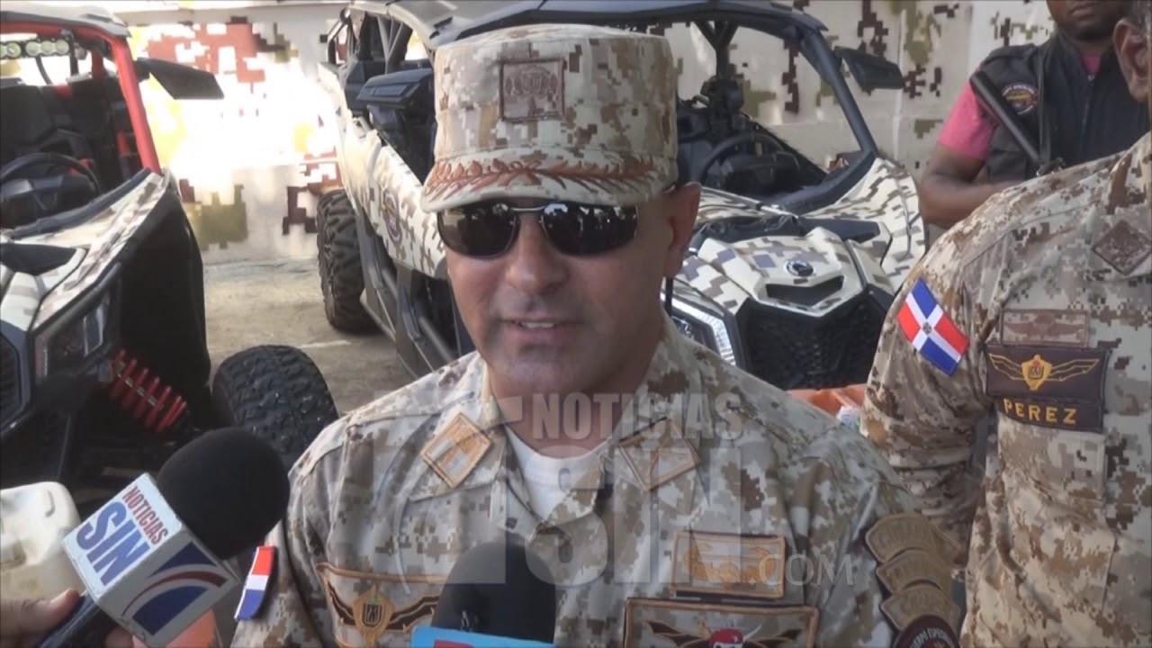 militarizan gasolineras en dajabon