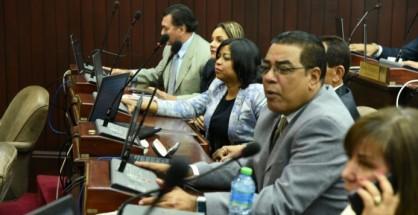 diputados en sesion
