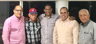 hrp con candidatos de oposicion en mc