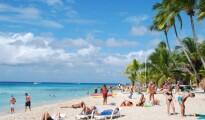 playa turistica