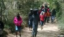 haitianos entrando